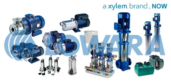 ITT罗瓦拉水泵