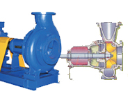 ITT古尔兹GISO、GIS系列卧式端吸泵配件