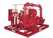 Xylem消防水泵,原ITT消防泵-消防成撬系统
